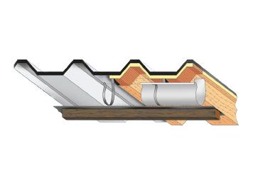 trapezprofile mit antitropfbeschichtung produkte hoffmann trapezbleche. Black Bedroom Furniture Sets. Home Design Ideas